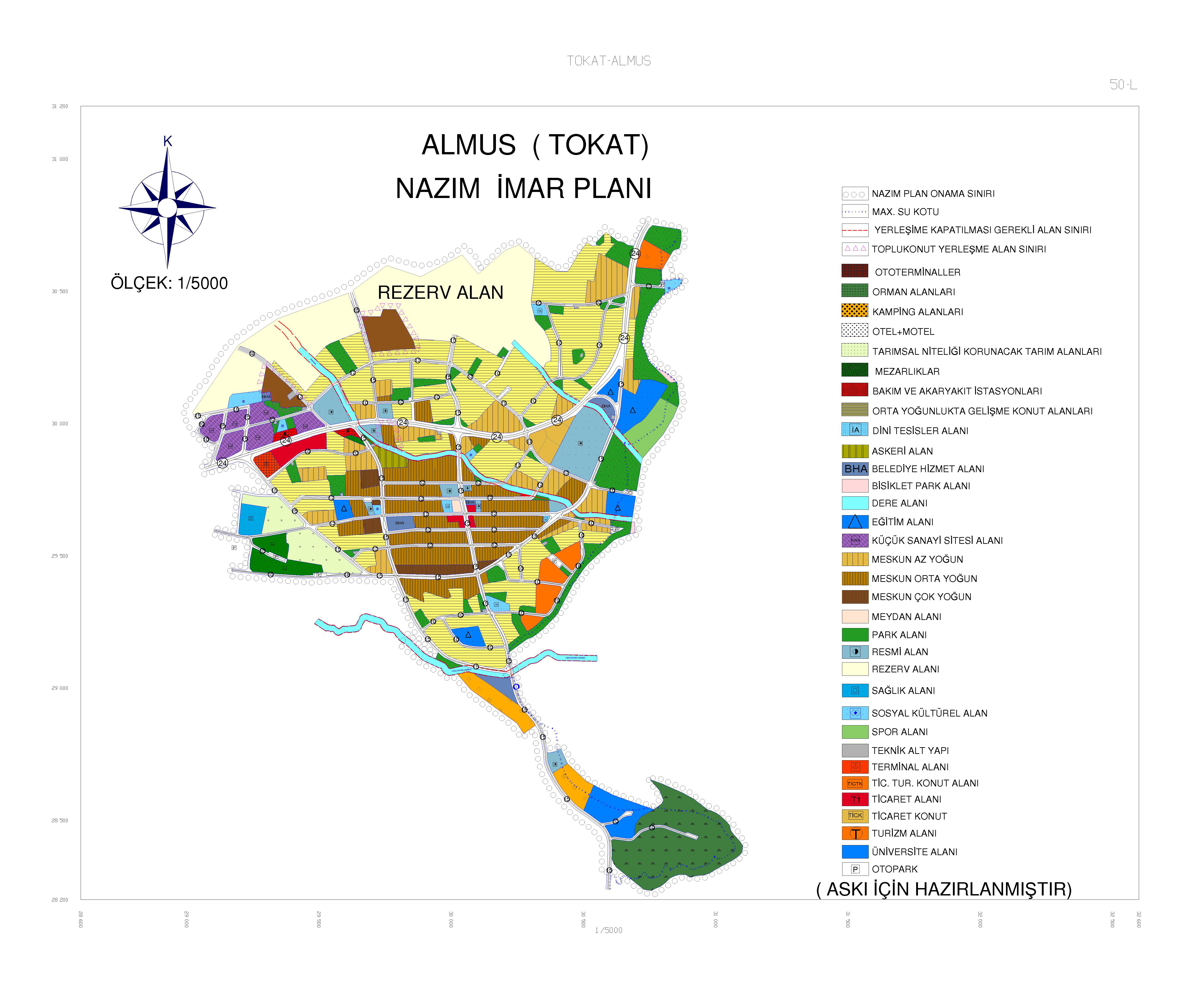 almus_plan_sayısal_5000