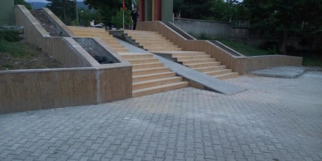 Süleyman Arslan Parkı Giriş Restorasyon