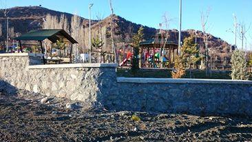 Kültür Park İstinat Duvarı Çalışmaları