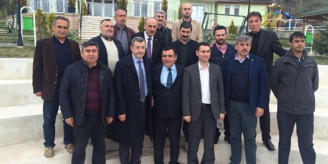 Ak Parti Koordinatörü Recep Yılmaz Ziyareti